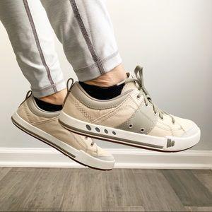 Merrell whitecap grey canvas sneakers